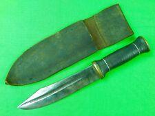 US WW2 Custom Handmade Well Made Theater Fighting Knife