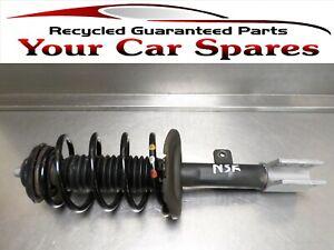 Peugeot 308 Suspension Strut Passenger Side Front 1.6cc Petrol 120bhp 07-13 Mk1