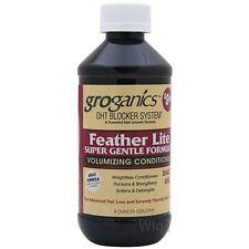 Groganics Feather Lite Super Gentle Formula Volumizing Conditioner 8oz