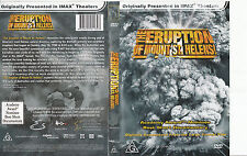 The Eruption of Mount St Helens-2001-Imax Movie-DVD