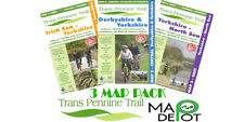 Trans Pennine Trail Map Pack - 3 Maps - Waterproof