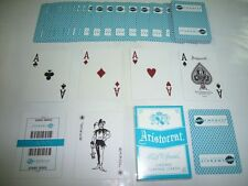 1 deck OHIO MADE Argosy's empress CASINO RESORT BLUE Playing Card-S102165-8