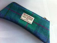 Harris tweed pencil case Scottish gift
