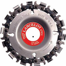 4 INCH CHAIN SAW BLADE EXCELLENT FOR RAPID WOOD REMOVAL CUTTING CARVING #47822