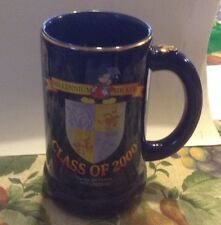 "MILLENNIUM MICKEY MOUSE Class of 2000 ""Facing the Future"" 6"" Ceramic Mug / Stein"
