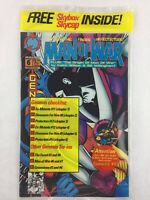 Man of War 6 Comic Book 1993 Malibu Comics Widow Maker Pog