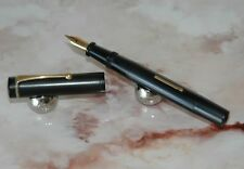 Rare Stylo plume ANNEE 20 FONCTIONNANT Plume OR 18 CTS FOUNTAIN PEN G235