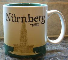 NWT Starbucks NURNBERG (NUREMBERG) Germany Global Icon City Collector Series Mug