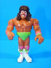 Vintage Ultimate Warrior WWF Wrestling Action Figure Toy 4.5'' Titan Sports 1990