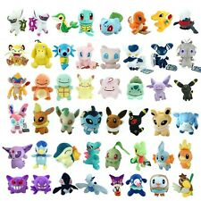 Pokemon Squirtle Bulbasaur Meowth Psyduck Male Meowstic Plush Toy Optional