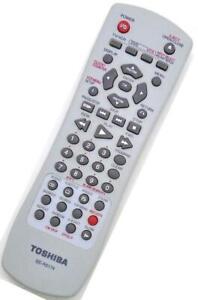 Genuine Toshiba SE-R0174 DVD VCR Combi Remote For SD-26VESE
