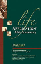 NEW Ephesians (Life Application Bible Commentary)