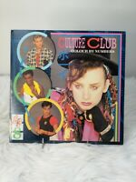 Culture Club Colour By Numbers Vinyl LP 1983