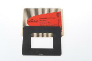 LINHOF Filmmaske 4x5 inch