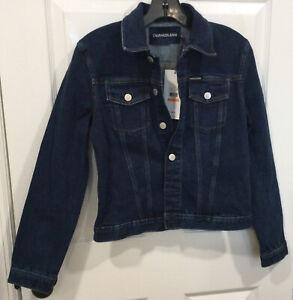Calvin Klein Denim Jacket, Wmns Size S