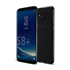 Artwizz NoCase Schutz Hülle Cover Etui dünn Schwarz für Samsung Galaxy S8 Plus