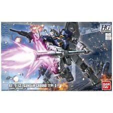 BANDAI HG 1/144 RX-79[GS] Gundam GROUND TYPE-S Gundam Thunderbolt Ver Model Kit