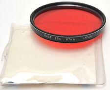 KALT 67mm RED 25A Filter