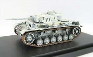Panzerstahl 88029 - 1/72 Panzer III Ausf.L 3. Panzer Grenadiere Div Russia 1942