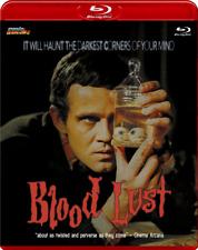 BLOOD LUST Mondo Macabro RED CASE Blu-Ray MOSQUITO Limited VAMPIRE OF NUREMBERG