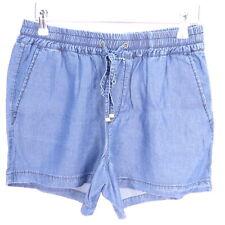 KENNETH COLE REACTION Damen EU M/L Jeans Shorts Bermuda Blau Unterteil Trouser S