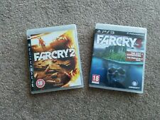 Far Cry 2 & 3 on PS3