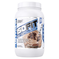 Nutrex Research Isofit Whey Protein Isolate Powder | 30 Servings