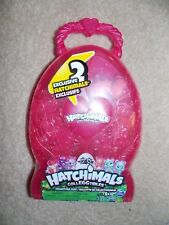 Hatchimals CollEGGtibles, Collector's Case with 2 Exclusive Hatchimals CollEGGti
