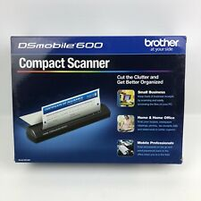Brother DS-600 DSMobile Scanner - Retail Packaging