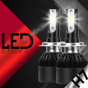 XENTEC LED HID Headlight Conversion kit H7 6000K for BMW 228i 2014-2016