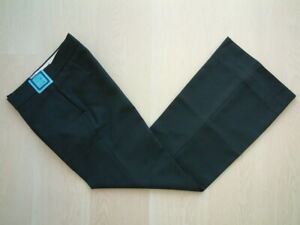 """1970s FLARED TROUSERS..30""""..DISCO..70's WEEKEND..GOOD TIMES..NEW OLD STOCK..70s"""
