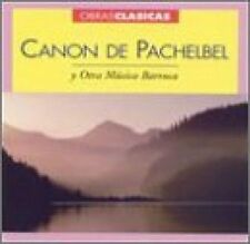 CANON DE PACHELBEL Y OTRA MUSICA BARROCA / VARIOUS-ALPHABET SONGS VOL. I-CD NEW