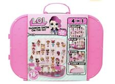 1 LOL Surprise FASHION SHOW ON THE GO Doll CASE 2 3 5 6 Lol