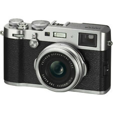 Fujifilm X100F Digital Camera - Silver Fujinon 23mm f/2 Lens