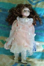 vintage Belamore porcelain doll Cassie