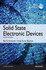 Solid State Electronic Devices 7e by Sanjay Banerjee, Ben Streetman 7th