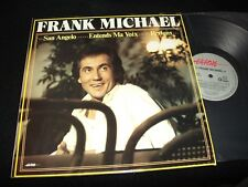 FRANK MICHAEL<>SAN ANGELO....<>Lp Vinyl~Canada Pressing~AXION AX 33