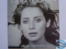 LARA FABIAN SOLA OTRA VEZ CD PROMO espagne