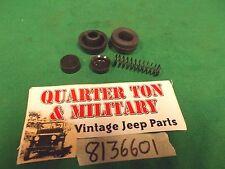 """Jeep Willys MB CJ2A Cj3A M38 M38A1 rear  3/4""""  wheel cylinder rebuild kit"""