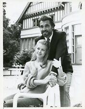 MELODY ANDERSON JAMES BROLIN SMILE PORTRAIT INTIMATE BETRAYAL 1987 NBC TV PHOTO