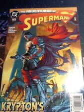 The Adventures of Superman #625 Company VF/NM 9.0 (CB1719)