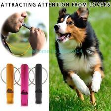 1Pcs Dog Whistle To Stop Barking Barking Ultrasonic  Pet Training Anti Lost