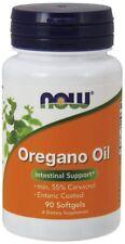 Oregano Oil (Oregano Softgels) 90 Softgels - NOW Foods
