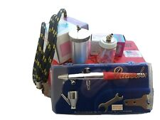 Paasche airbrush Vls with Hose, Cup and Bottle