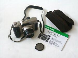 Fujifilm Fuji GA645ZI 6X4.5 Medium Format Professional Film Camera