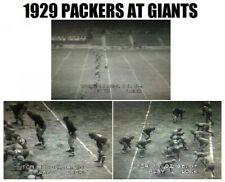 1929 Green Bay Packers vs New York Giants DVD Rare