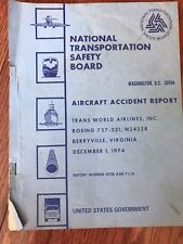 National Transportation Safety Board: Aircraft Accident Brief NTSB-AAR-75-16