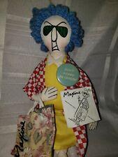 "Maxine Shoebox Plush Doll Hallmark Holiday Shopper 14"" Nwt Dont Be Crabbie"