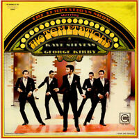 Temptations, The - The Temptations Show (Vinyl LP - 1969 - US - Original)