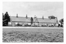 pt6028 - Owston Ferry Alms Houses , Lincolnshire - photo 6x4
